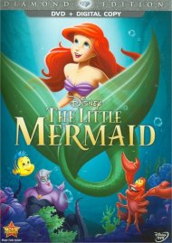 Little Mermaid, The: Diamond Edition (DVD + Digital Copy)