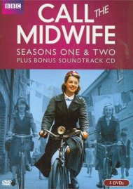 Call The Midwife: Season One & Two (DVD + CD Combo)