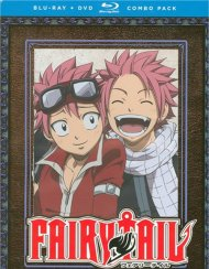 Fairy Tail: Part Seven (Blu-ray + DVD Combo)