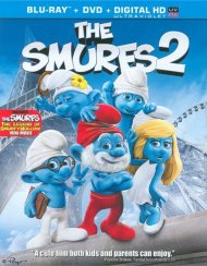Smurfs 2, The (Blu-ray + DVD + UltraViolet)