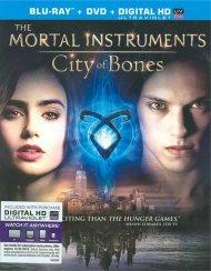 Mortal Instruments, The: City Of Bones (Blu-ray + DVD + UltraViolet)