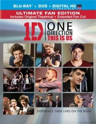 One Direction: This Is Us (Blu-ray + DVD + UltraViolet)