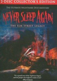 Never Sl--p Again: The Elm Street Legacy
