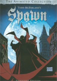 Todd McFarlanes Spawn: The Animated Collection (Repackage)