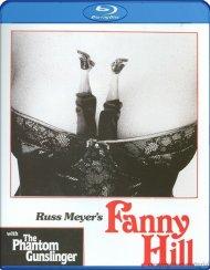 Fanny Hill / The Phantom Gunslinger (Blu-ray + DVD Combo)
