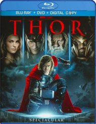 Thor (Blu-ray + DVD + Digital Copy)