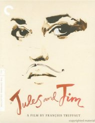 Jules And Jim: The Criterion Collection (Blu-ray + DVD Combo)