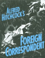 Foreign Correspondent: The Criterion Collection (Blu-ray + DVD Combo)