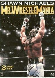 WWE: Shawn Michaels - Mr. Wrestlemania