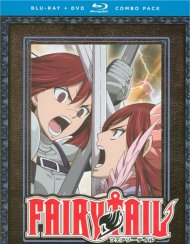 Fairy Tail: Part Eight (Blu-ray + DVD Combo)