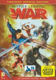 Justice League: War - Special Edition