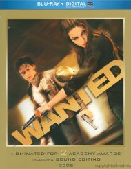 Wanted (Blu-ray + UltraViolet)