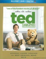 Ted (Blu-ray + DVD + UltraViolet)