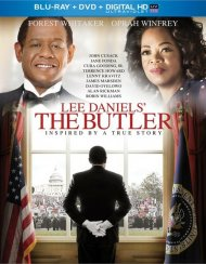 Lee Daniels The Butler (Blu-ray + DVD + UltraViolet)