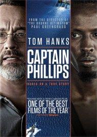 Captain Phillips (DVD + UltraViolet)