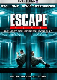 Escape Plan (DVD + UltraViolet)
