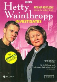 Hetty Wainthropp Investigates: The Complete Collection (Repackage)