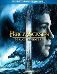 Percy Jackson: Sea Of Monsters (Blu-ray + DVD + Ultraviolet)