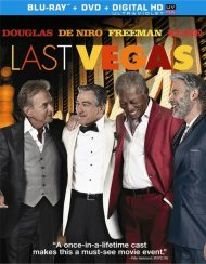 Last Vegas (Blu-ray + DVD + UltraViolet)