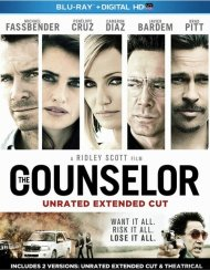 Counselor, The (Blu-ray + UltraViolet)
