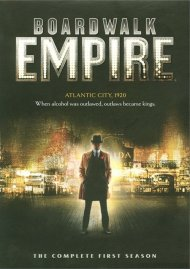 Boardwalk Empire: The Complete First Season (Repackage)