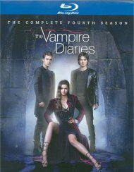 Vampire Diaries, The: The Complete Fourth Season