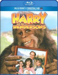 Harry And The Hendersons (Blu-ray + UltraViolet)