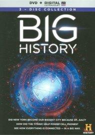 Big History (DVD + UltraViolet)