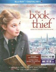 Book Thief, The (Blu-ray + UltraViolet)
