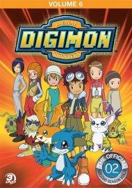 Digimon Adventure: Volume Six