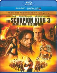 Scorpion King 3, The: Battle for Redemption (Repackage)