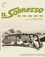 Il Sorpasso: The Criterion Collection (Blu-ray + DVD Combo)