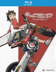 Eureka Seven: Part One - Alternate Art