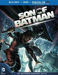 Son Of Batman (Blu-ray + DVD + UltraViolet)