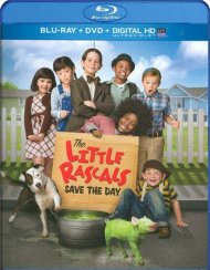 Little Rascals Save The Day, The (Blu-ray + DVD + UltraViolet)