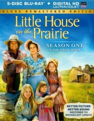 Little House On The Prairie: Season 1 - Deluxe Edition (Blu-ray + UltraViolet)