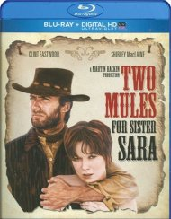 Two Mules For Sister Sara (Blu-ray + UltraViolet)