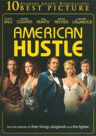 American Hustle (DVD + UltraViolet)