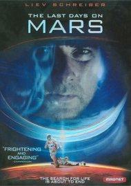 Last Days On Mars, The
