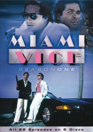 Miami Vice: Season One (Repackage)