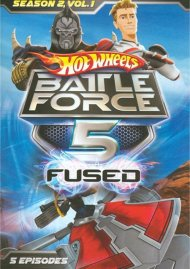 Hot Wheels Battle  5: Season 2 - Volume 1