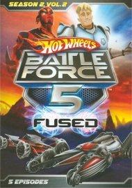 Hot Wheels Battle  5: Season 2 - Volume 2