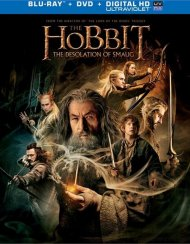 Hobbit, The: The Desolation Of Smaug (Blu-ray + DVD + UltraViolet)