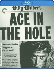Ace In The Hole: The Criterion Collection (Blu-ray + DVD Combo)