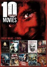 10 Movie Horror Pack Vol. 9