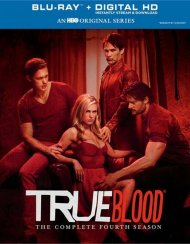 True Blood: The Complete Fourth Season - Repackage (Blu-ray + DVD + Digital Copy)