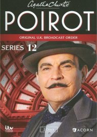 Agatha Christies Poirot: Series 12