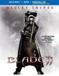 Blade II (Blu-ray + DVD + UltraViolet)