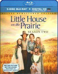 Little House On The Prairie: Season 2 - Deluxe Edition (Blu-ray + UltraViolet)