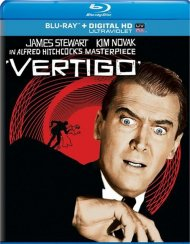 Vertigo (Blu-ray + Digital Copy + UltraViolet)
